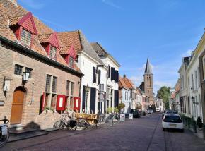 Blick in die Gasthuisstraat