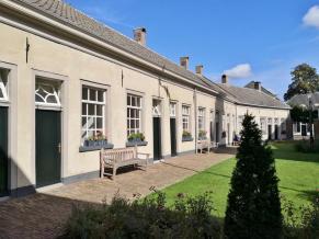 Wohneinheiten im Hof der Gasthuiskerk