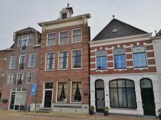 Häuser an der Zilverstraat