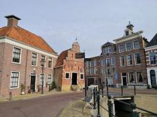 Das Korendragershuisje an der Zilverstraat