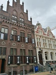 Groningen Oude in der Boteringstraat