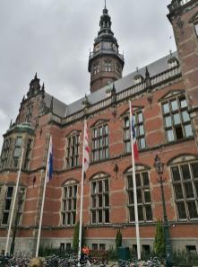 Turm der Universität