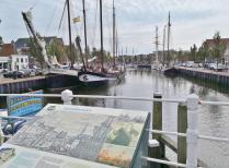Schiffe im Noorderhaven
