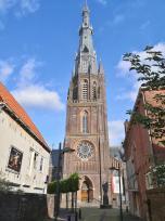 Turm der St.-Bonifatius-Kirche