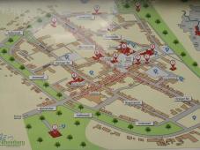 Stadtplan von Rheinberg am Stadthaus