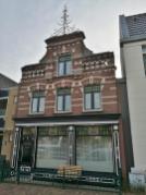 Markantes kleines Haus in der Balthuskade