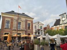 Gastronomie in der Marktstraat