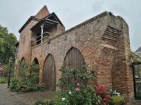 Reste der früheren Stadtmauer