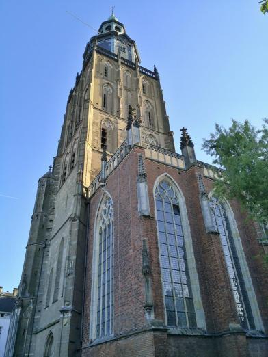 Turm der Walburgiskirche