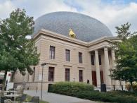 Ikonischer Bau: Das Museum de Foundatie