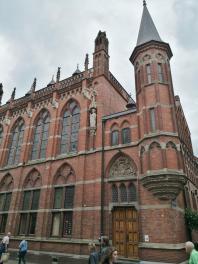 Historische Fassade am Melkmart