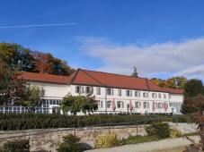 Orangerie vor dem Schlossgarten