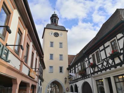 Unterer Torturm am Marktplatz