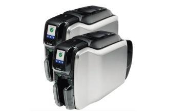 Zebra zc300 ID Card Printer