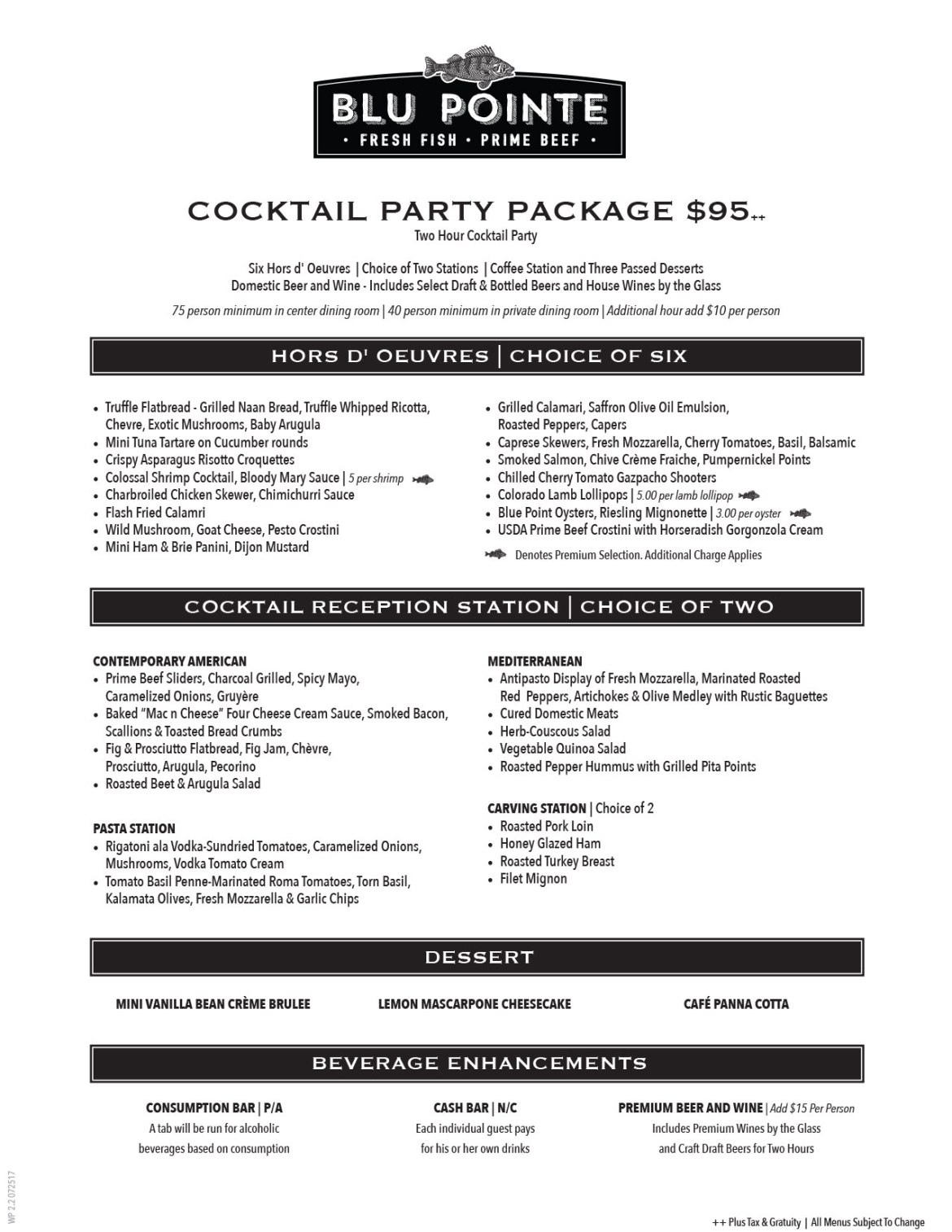 Cocktail-Party-Packages-July-2017