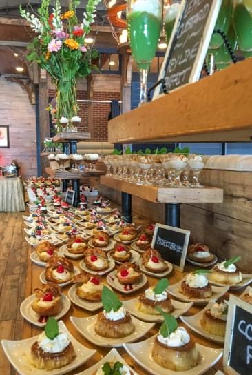 Blu Pointe Gourmet Sunday Brunch