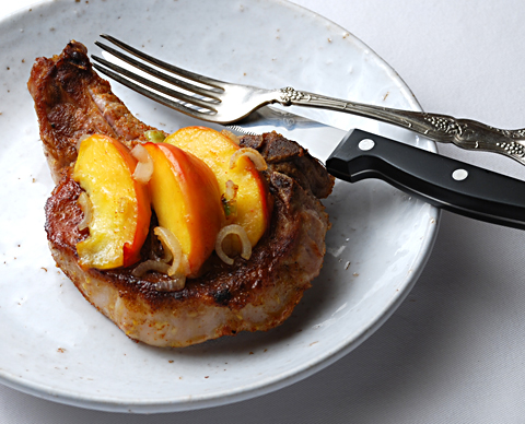 balsamic-peach-pork