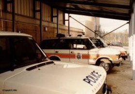 Range Rovers Mere Way 1990s