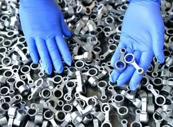 100% inspection CNC Machining parts
