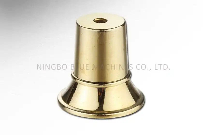 Machining Brass Part