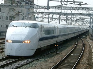 300 series is used for Hikari and Kodama on Tokaido and Sanyo Shinkansen