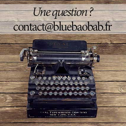 mail Blue Baobab