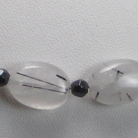 quartz tourmaline collier numerologie 2 bluebaobab 2