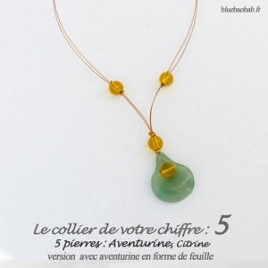 numerologie-collier-5-aventurine-feuille