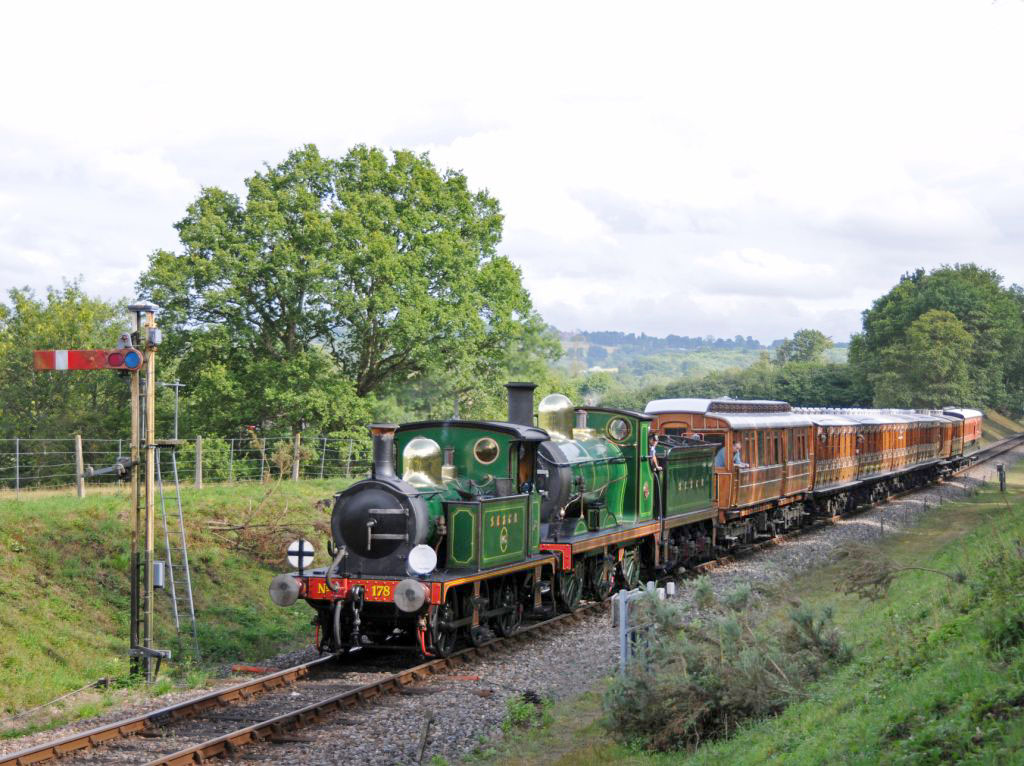 Special Events Offers Amp Dining On The Bluebell Railway