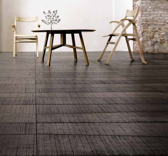 Rasp Sawn contemporary Wooden Flooring