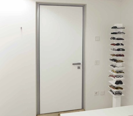 Plain Security and Fire Door