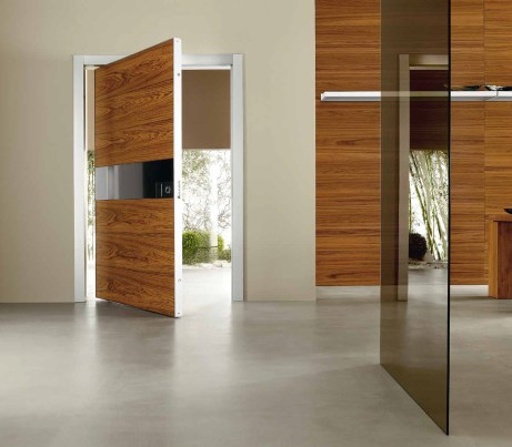 Entrance Security Door with Architrave