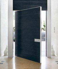 Oikos Doors Nova Glass Pivot Door