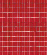 Red tiled Door Finish
