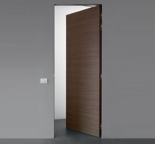 El30 Fire Door with Concealed Door Closer