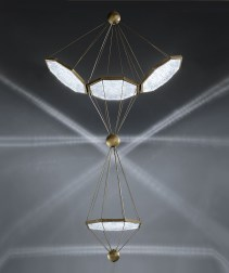 Modern Suspension Chandelier Zeus
