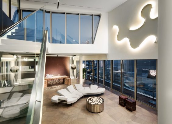 zaha hadid penthouse one 11