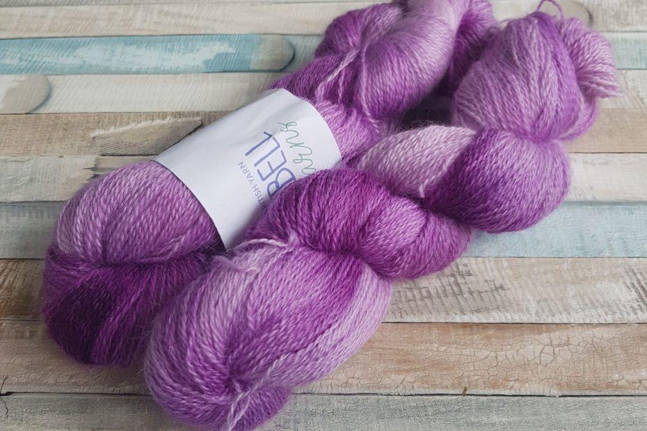 No-nylon sock - Orchid