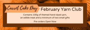 Carrot Cake Day Pre-Orders Open Now