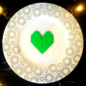 plate of love