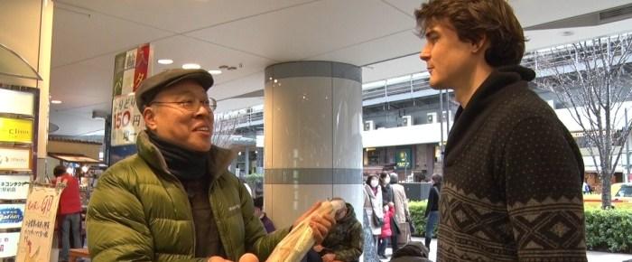 週間進捗報告書4:「ミート・ザ・ファーマーズ」ヒロさん / Project Update 4: Meet the Farmers Interview with Hiro-san