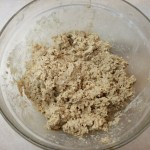 3. Add milk mixture to dry mixture, combine thoroughly, cover and let stand overnight.