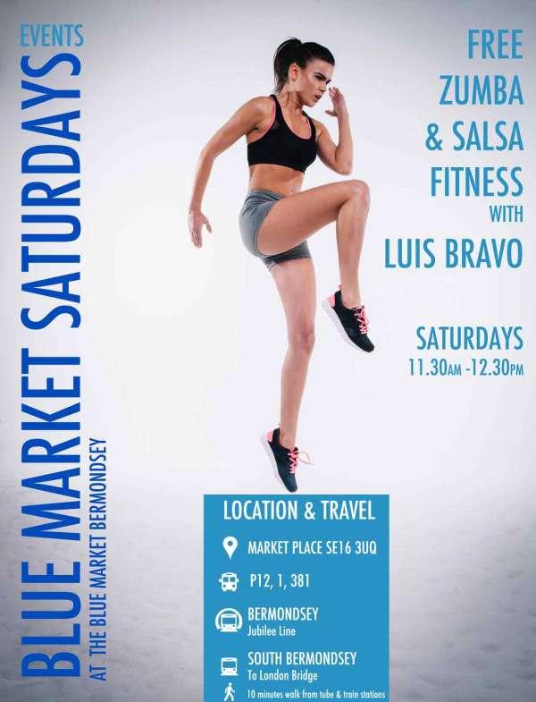 Blue Market Zumba and Salsa