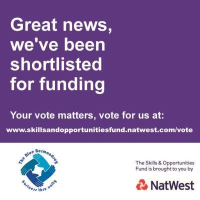 Natwest vote For Blue Bermondsey