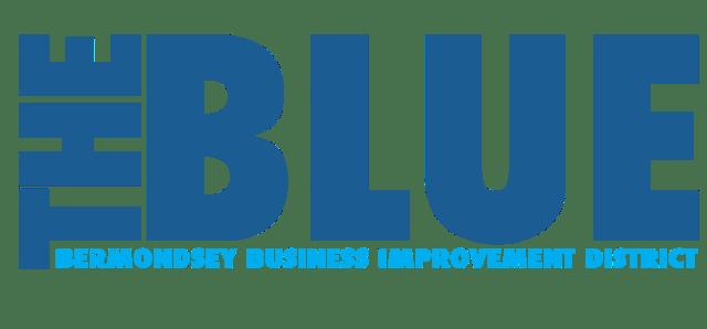Blue Bermondsey Website Banner Logo