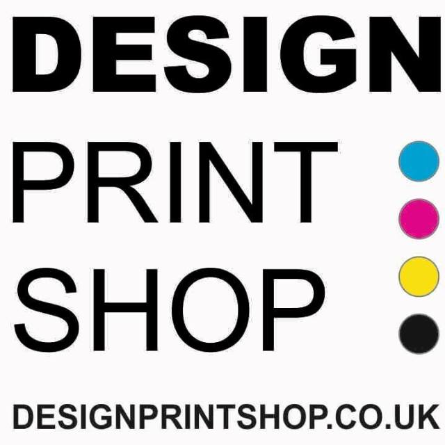 Design Print Shop Logo