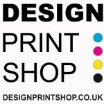 Design Print Shop Logo