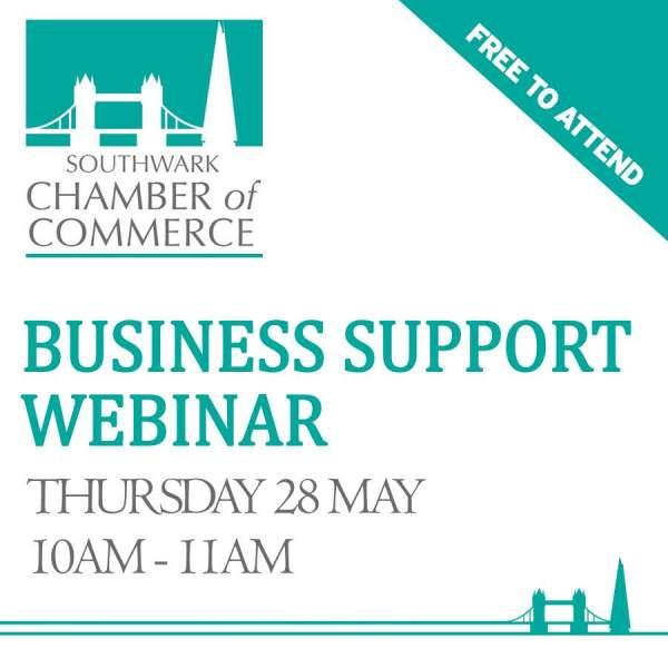 southwark Chamber webminar event