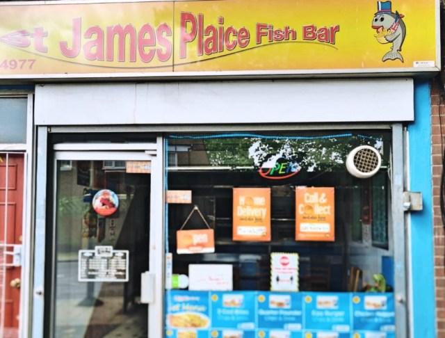 St James Plaice Fish Bar 01 Front