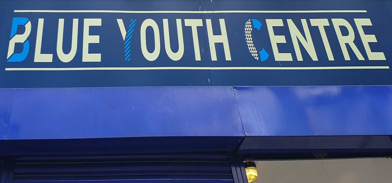 The Blue Youth Club